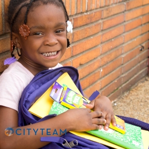 Cityteam Backpacks for Kids